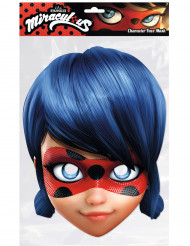 Maschera in cartone Lady Bug™