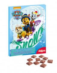 Calendario dell'avvento Paw Patrol™ con cioccolatini al latte