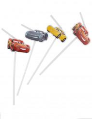 6 cannucce con vignetta Cars 3™