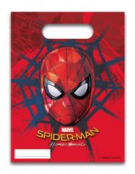 6 sacchetti Spiderman Homecoming™
