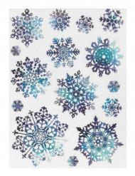 15 decorazioni per finestre fiocchi di neve