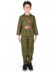 Costume da ufficiale militare per bambino