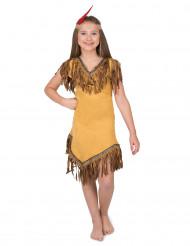 Costume da piccola indiana per bambina