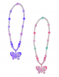 Collana con farfalla per bambina