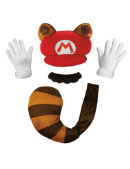 Kit accessori Raccoon Nintendo® per adulto