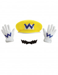 Kit accessori Wario Nintendo® per adulto