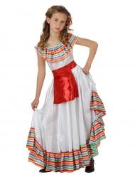 Costume messicano per bambina