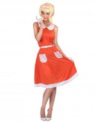 Costume retro vintage anni 50 60 per donna