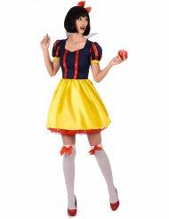 Costume principessa dei 7 nani da adulto