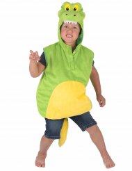 Costume coccodrillo bambino