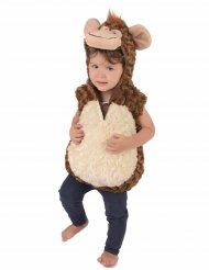 Costume con tunica da scimmia per bambino