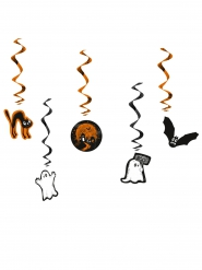 Set di 5 sospensioni per Halloween