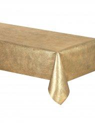 Tovaglia in rotolo rettangolare oro metallizzato