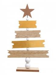 Alberello di Natale in legno