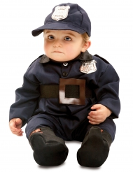 Travestimento da poliziotto per neonato