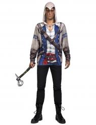 Costume di Connor in Assassin's Creed™ adulto