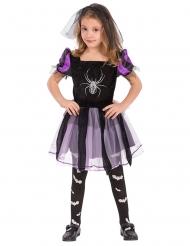 Costume da strega con ragno per bambina c7f4d0e7d278