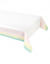 Tovaglia in plastica color pastello