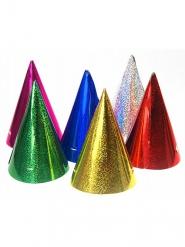 20 cappelli a punta colorati brillanti