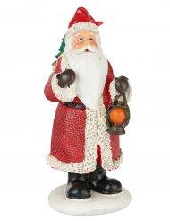 Babbo Natale in resina