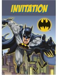 8 inviti di compleanno a tema Batman™