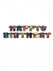 Ghirlanda Happy Birthday Justice League™