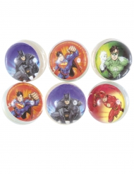 6 palline rimbalzanti Justice League™