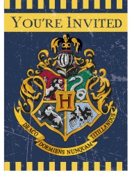 8 inviti per festa Harry Potter™
