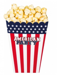 4 scatole per pop corn American Party