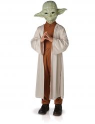 Costume di lusso maestro Yoda di Star Wars™ per bambino