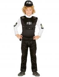 Travestimento da agente FBI per bambino