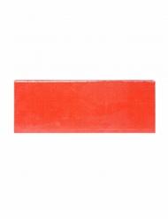 Vassoio per dolci rettangolare rosso