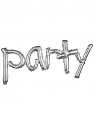 Palloncino di alluminio Party argentato