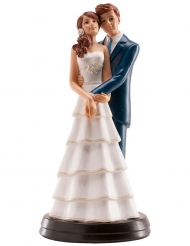 Statuina sposi romantici