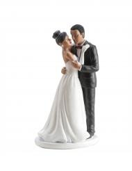 Statuina sposi danzanti