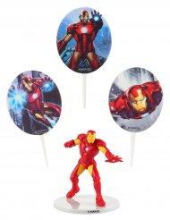 Kit di decorazioni per torta Iron Man™