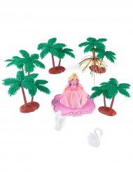 Kit di decorazioni per torta Barbie™