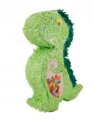 Piccola pignatta dinosauro verde