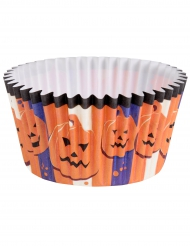 6 pirottini per cupcakes in carta Halloween