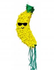 Pignatta banana con occhiali