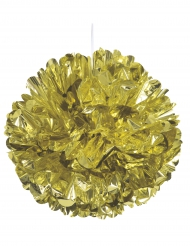 Sfera decorativa color oro 40 cm