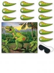 Gioco per feste a tema dinosauri