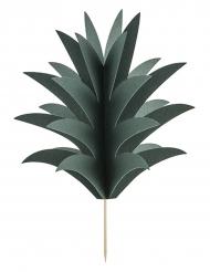 Decorazione per torte foglie ananas