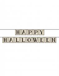 2 ghirlande Happy Halloween