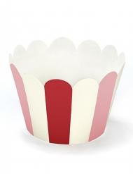 6 Stampini per Cupcake in cartone