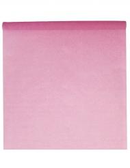 Rotolo di tovaglia in tessuto non tessuto rosa