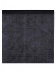 Rotolo di tovaglia in tessuto non tessuto nero