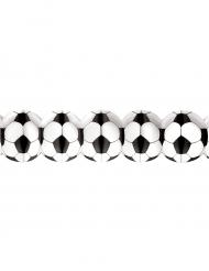 Ghirlanda di carta palloni di calcio