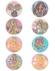 16 mini dischi di zucchero Barbie™