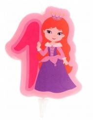Candelina principessa numero 1